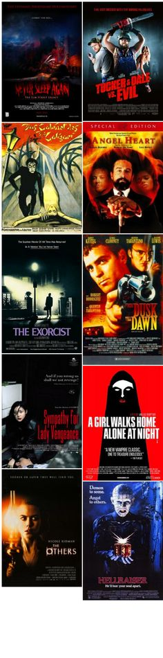 Sort and filter through the top rated Horror movies currently in the Netflix catalogue.