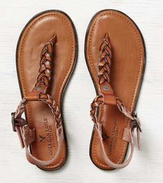 AEO Braided Thong Sandal - Free Shipping