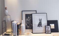 frames, black, white