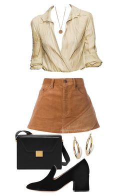 """Untitled #22428"" by florencia95 ❤ liked on Polyvore featuring Marc Jacobs, Native Gem, Gianvito Rossi and Palm Beach Jewelry"