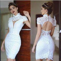 Short Dresses, Formal Dresses, Wedding Dresses, Courthouse Wedding Dress, Bridal And Formal, Wedding Styles, Designer Dresses, Fashion Dresses, White Dress
