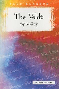 The Veldt (Tale Blazers: American Literature) by Ray Bradbury, http://www.amazon.com/dp/0895989662/ref=cm_sw_r_pi_dp_1ax0pb1Q37BN8/179-2387646-2980022