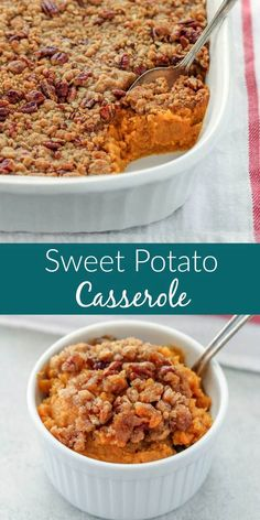 Gorgeous sweet potato casserole streusel weekly recipe updates.