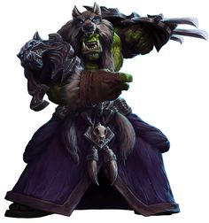 Rehgar Earthfury - Heroes of the Storm - World of Warcraft