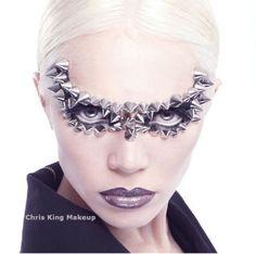 Makeup: Chris King / Hair: Ken Arthur