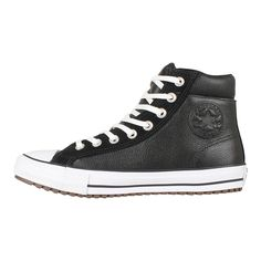 Converse Unisex Schuhe Chuck Taylor All Star Boot PC Hi black-white  (schwarz)