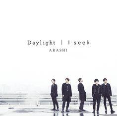 2016年5月18日 I seek/Daylight 初回限定盤② Music Covers, Cd Cover, Album Covers, Jun Matsumoto, You Are My Soul, Movie Posters, Japan, Eyes, Live