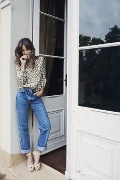 #galagonzalez #style STRAIGHT & A LITTLE CROPPED | TheyAllHateUs