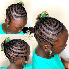 Kids braids and beads! Booking Link In Bio! #ChildrenHairStyles #BraidArt ... - #Bio #BraidArt #booking link - #beads #booking #braidart #braids #childrenhairstyles - #HairstyleBlackKids