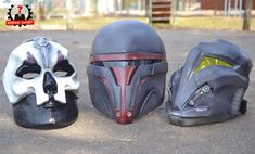 """Unique creation of human hands """"author's work"""" by WorkShopCosplay Darth Revan Mask, Sith, Etsy Seller, Cosplay, Superhero, Unique, Sith Lord"""