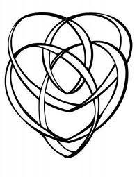 Celtic motherhood knot tattoo. More