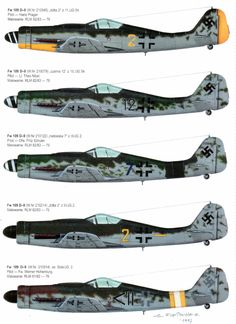 Ww2 Aircraft, Fighter Aircraft, Heroes And Generals, Focke Wulf 190, Mercedes Benz Unimog, War Thunder, P51 Mustang, Ww2 Planes, Nose Art