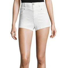 Bay Studio ladies stretch shorts orange MSRP $42.00 Cute!! sz 10P NWT