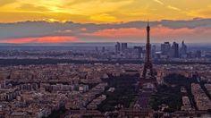 Paris pode ser a cidade dos amantes, mas em 27 de setembro, a capital francesa também será a cidade dos pedestres, dos ciclistas e outros viajantes decididamente não motorizados.