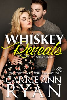 Nadine's Obsessed with Books: Whiskey Reveals (Whiskey and Lies #2) by Carrie An...