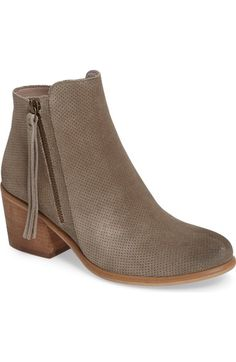 Hinge Basil Bootie (Women) available at #Nordstrom
