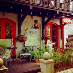 """An Apartment in Paris. Darling shop in Seaside, FL  for every """"Parisian"""" at heart!"""