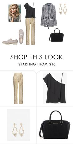 """4563"" by tikhonova-tatiana on Polyvore featuring мода, STELLA McCARTNEY, MANGO и Michael Kors"