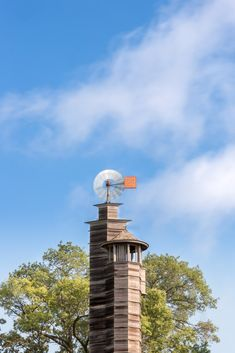 Romeo and Juliet Windmill in Wyoming, Wisconsin.