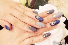 Adult autumn nail ♡ ♡