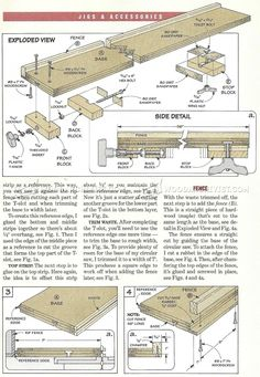 DIY Circular Saw Guide - Circular Saw