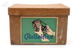 Rollei Rolleiflex Planfilmkassetten 6x9 | cyan74.com vintage & pop culture
