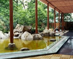 Heal your tired body and mind in hot water at these fine Tokyo bath houses, many of which offer spa-level services