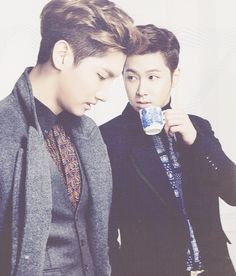 Changmin and Yunho ♡ DBSK / TVXQ>>>ALWAYS