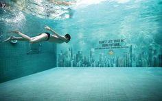 Underwater Advert