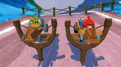 Angry Birds Go Review: Best In Graphics But Failed In Gameplay Strategy - TouchAndroid