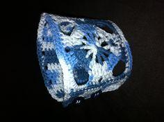 Spokes Cuff Bracelet pattern by Mercedes Tarasovich-Clark