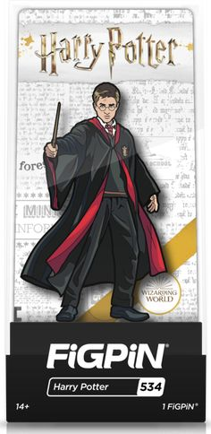 Harry Potter FIGPin 534