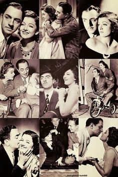 William Powell and Myrna Loy rozrussell.com