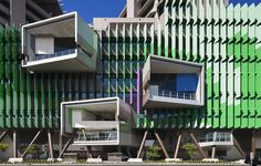 Avustralya Brisbane'deki Lady Cliento Çocuk Hastanesi #KP #konseptprojeler