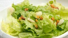Receta de Ensalada de palmito y maíz