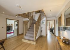 Ridgeway | Timber Framed Home Designs | Scandia-Hus