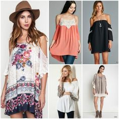 Enjoy 25% Off Boho Fashion #boho #summer