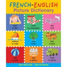 French English Picture Dictionary
