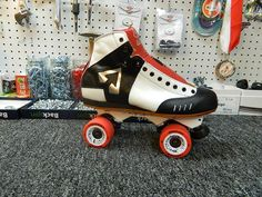 We love building custom roller derby skates. :-)  http://www.DerbySmack.com