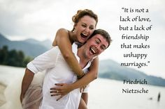 10 Romantic and Funny Quotes About Married Life Happy Marriage Quotes, Unhappy Marriage, Friedrich Nietzsche, Married Life, Happily Ever After, Wedding Inspiration, Wedding Ideas, Friendship, Funny Quotes