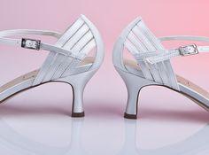 Amelia Shoe Collection Bridal Shoes, Shoe Collection, Amelia, Joy, Sandals, Fashion, Bride Shoes Flats, Moda, Bride Shoes