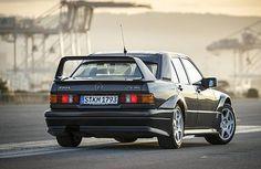 Mercedes 190 E 2.5-16 Evo II - 502 cars made....