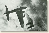 An eyewitness account of the terrors of the bombing campaign against Germany Ww2 Aircraft, Military Aircraft, Aviation Accidents, Ww2 Planes, War Photography, Vintage Airplanes, Luftwaffe, War Machine, World War Two