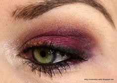 ... noch ein Make up Blog ...: Sleek - Vintage Romance Palette
