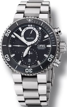 Oris Carlos Coste Cenote Limited Edition