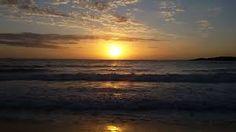 Resultado de imagem para nascer do sol na praia