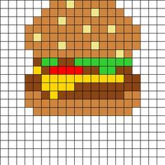 Resultado de imagen de dibujos de pixeles faciles