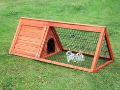 Backyard Chicken Coop Plans, Building A Chicken Coop, Chickens Backyard, Chicken Pen, Chicken Cages, Rabbit Run, Pet Rabbit, Rabbit Hutch Indoor, Diy Cat Enclosure