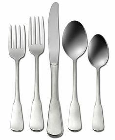 Oneida Flatware, Colonial Boston 45-Piece Set - Flatware & Silverware - Dining & Entertaining - Macy's