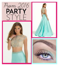 """Prom 2016: Party Style"" by camillelavie ❤ liked on Polyvore featuring women's clothing, women's fashion, women, female, woman, misses and juniors"